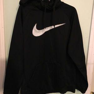 Men's LG Nike Black sweatshirt